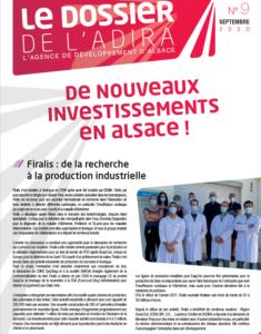 Dossier de l'ADIRA n°9 - septembre 2020