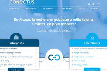 SATT Conectus - site internet