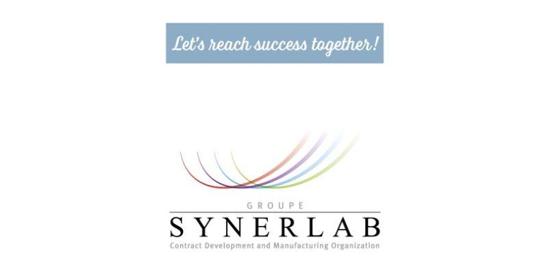 Synerlab Logo accueil