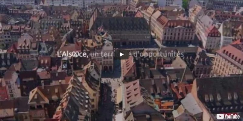 Video Alsace capture ecran